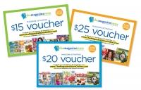 The Magazine Store Online Vouchers