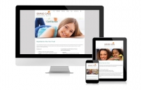 Grand Oaks Behavioral Health Responsive Website