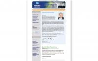 Allstate Email Newsletter