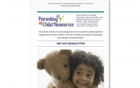 Parenting & Child Resources Email Newsletter