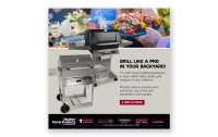 MHP Grills Banner Ads